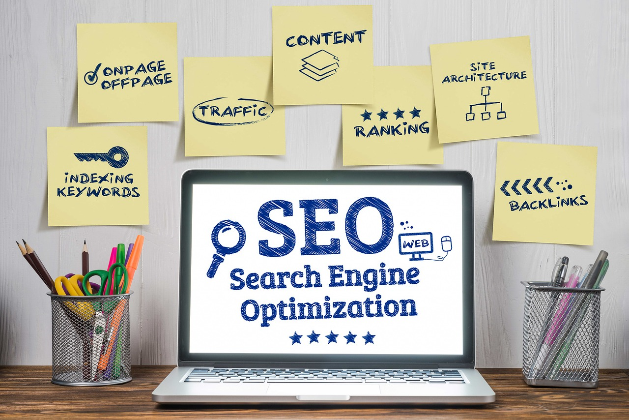 What Matters in Today's SEO